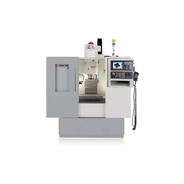 L & R Precision Engineering Mazak Minimill 560