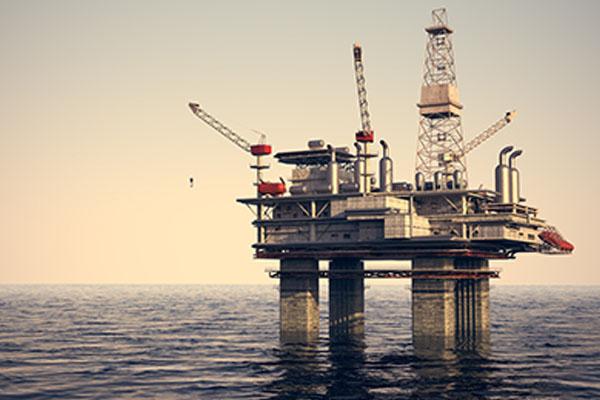 L & R Precision Engineering Oil Platform